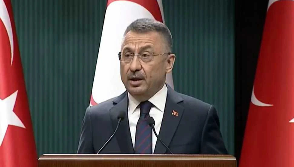 Oktay, Cenevre'deki Gayri Resmi Kıbrıs Konferansını Değerlendirdi