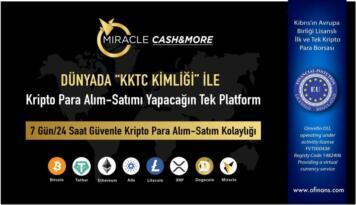 KKTC'de Bir İlk Daha; KKTC Kimliği İle Kripto Para Cüzdanı!