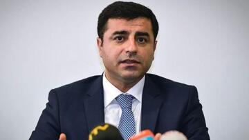 Selahattin Demirtaş'a, Cumhurbaşkanı'na Hakaret Suçundan 3 Yıl 6 Ay Hapis Cezası