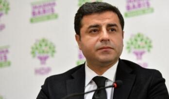 Demirtaş, 3 Yıl 6 Ay Hapis Cezasına Çarptırıldı!
