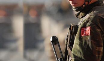 Zeytin Dalı Harekât Bölgesinde Gerçekleştirilen Saldırıda 2 Asker Şehit Oldu