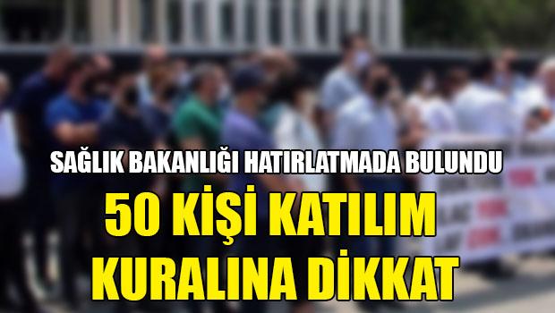 """Bulaşıcı Hastalıklar Üst Kurulu Başkanı'ndan """"Eylem"""" açıklaması"""