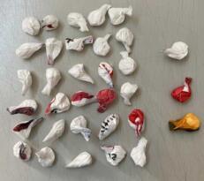 Girne'de Satışa Hazır 33 Adet Paket Halinde Yaklaşık 25 Gram Ağırlığında Kokain Bulundu