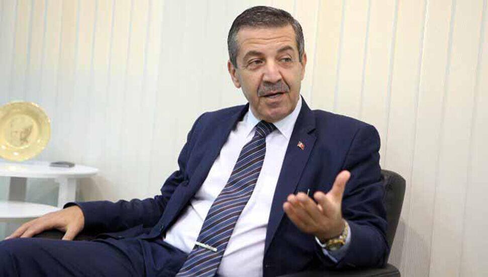 Ertuğruloğlu, Kıbrıs sorununda gelinen son aşamayı değerlendirdi