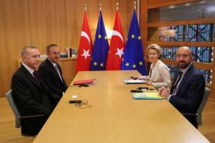 Avrupa Birliği Yeni Dönem İlişkilerinde Türkiye'ye Önemli Ziyaret
