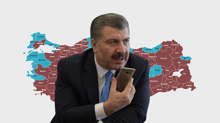 Türkiye Sağlık Bakanı Koca'dan gece yarısı kritik telefon görüşmesi!
