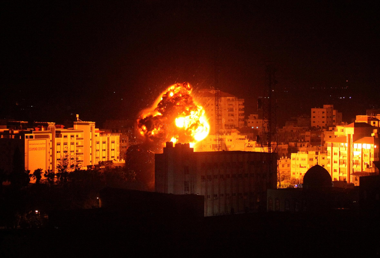 Gazze'de can kaybı yükseliyor