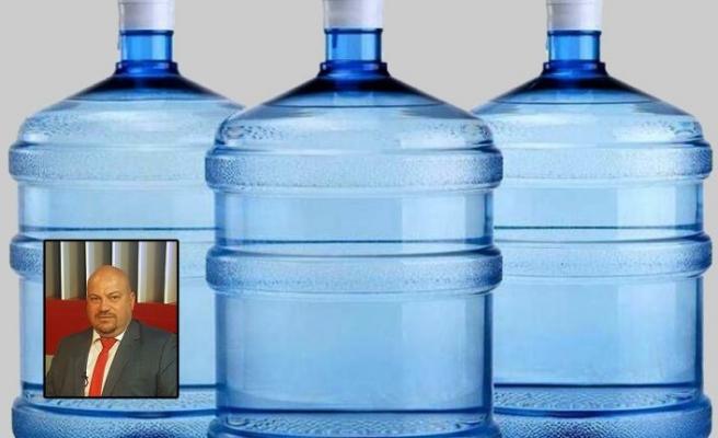 Bir Zamda Suya yüzde 15 ile 20 arası zam yapıldı