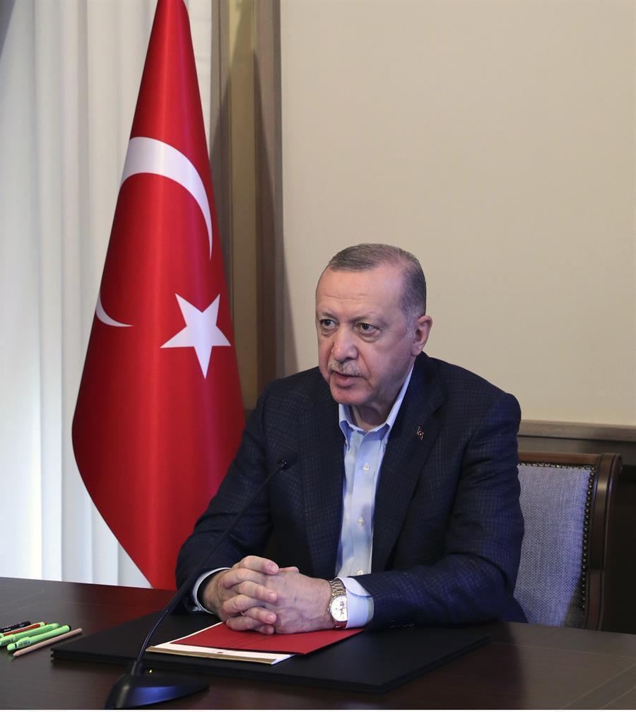Erdoğan: AB ülkeleri Kıbrıs konusunu ve müzakereleri bilmiyor
