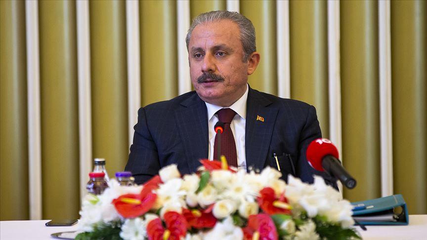 """""""Kıbrıs, Filistin ve Keşmir öncelikli meselelerimizdir"""""""