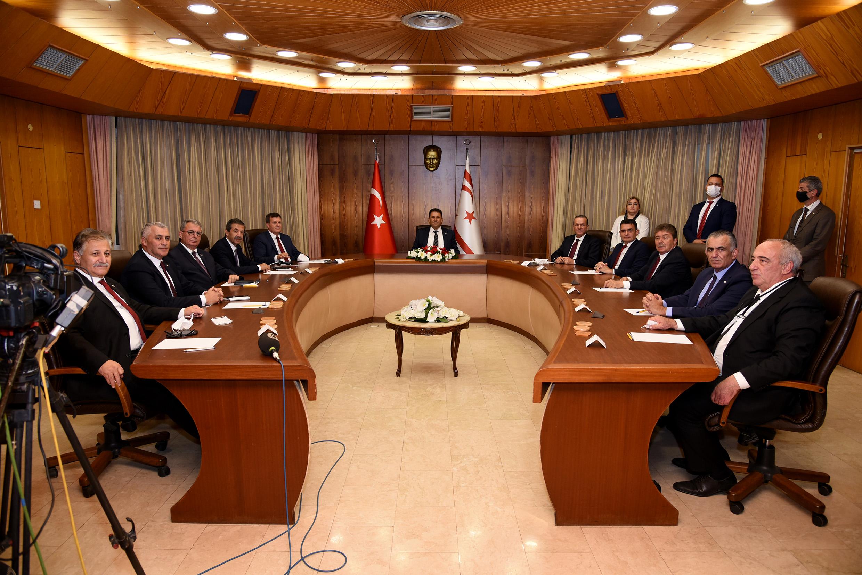 """""""KKTC Yükseköğretim Kurumları Öğretim Üyeliğine Yükseltilme ve Atama Tüzüğü"""" hazırlanıyor"""