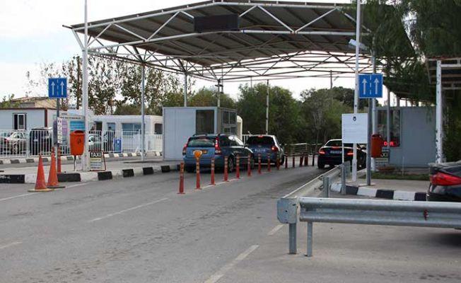 9 sınır kapısı açıldı