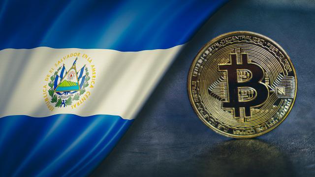 Bitcoin'i Yasallaştıran İlk Ülke El Salvador Oldu!