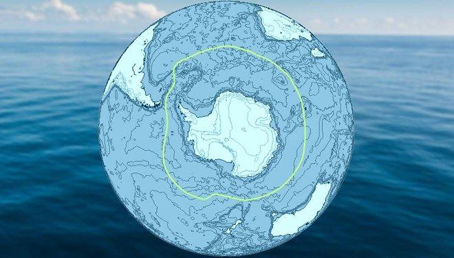 Okyanus sayısı 5'e yükseldi