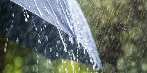 Üç gün boyunca yağmur var