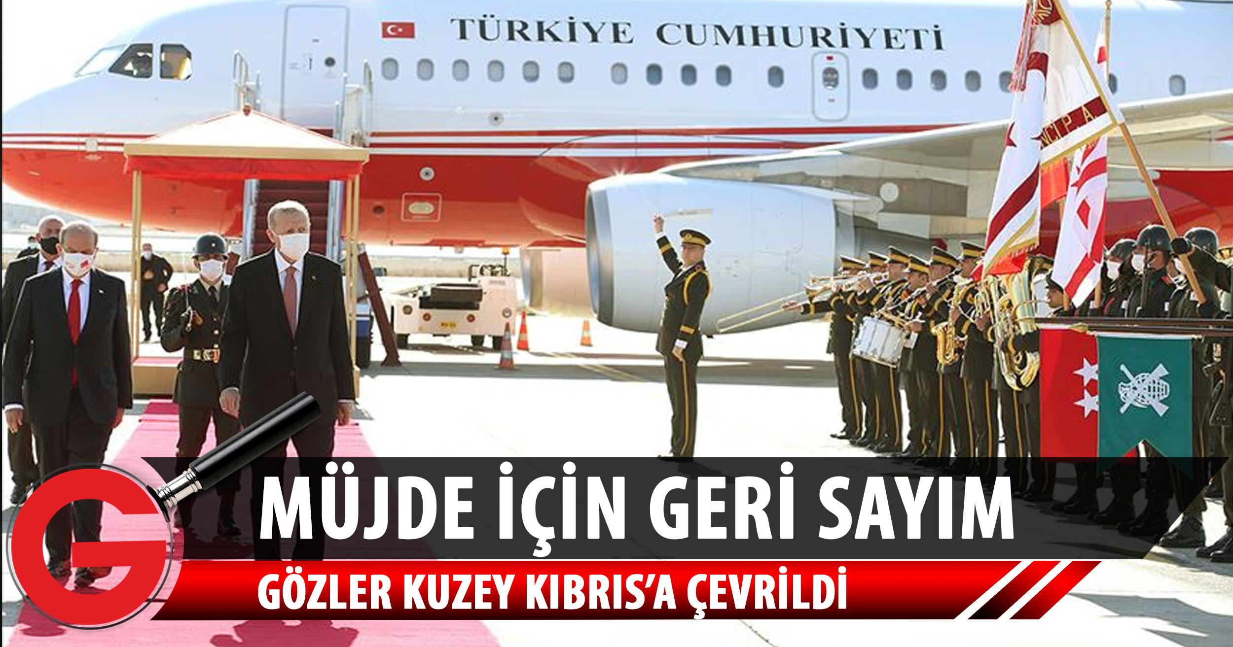 Gözler Erdoğan'ın müjdesine çevrildi
