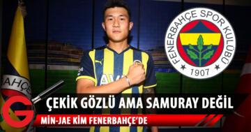 Fenerbahçe Min-jae Kim transferini açıkladı