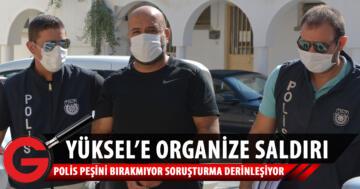 Gazeteci Çağlar Yüksel'e organize saldırı