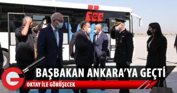 Saner Ankara'ya geçti