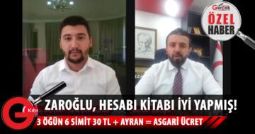 Zaroğlu: Herkesin dikkatini bu ülkenin hakikatlerine çekmeye çalışıyorum!