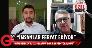 Kanber: Kıbrıs Türk siyaseti ülkenin durumundan bir haber!