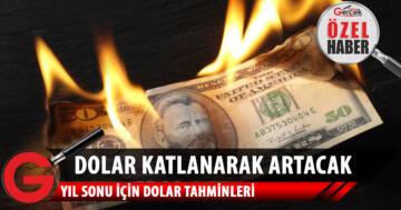 Yıl sonu için dolar tahminleri