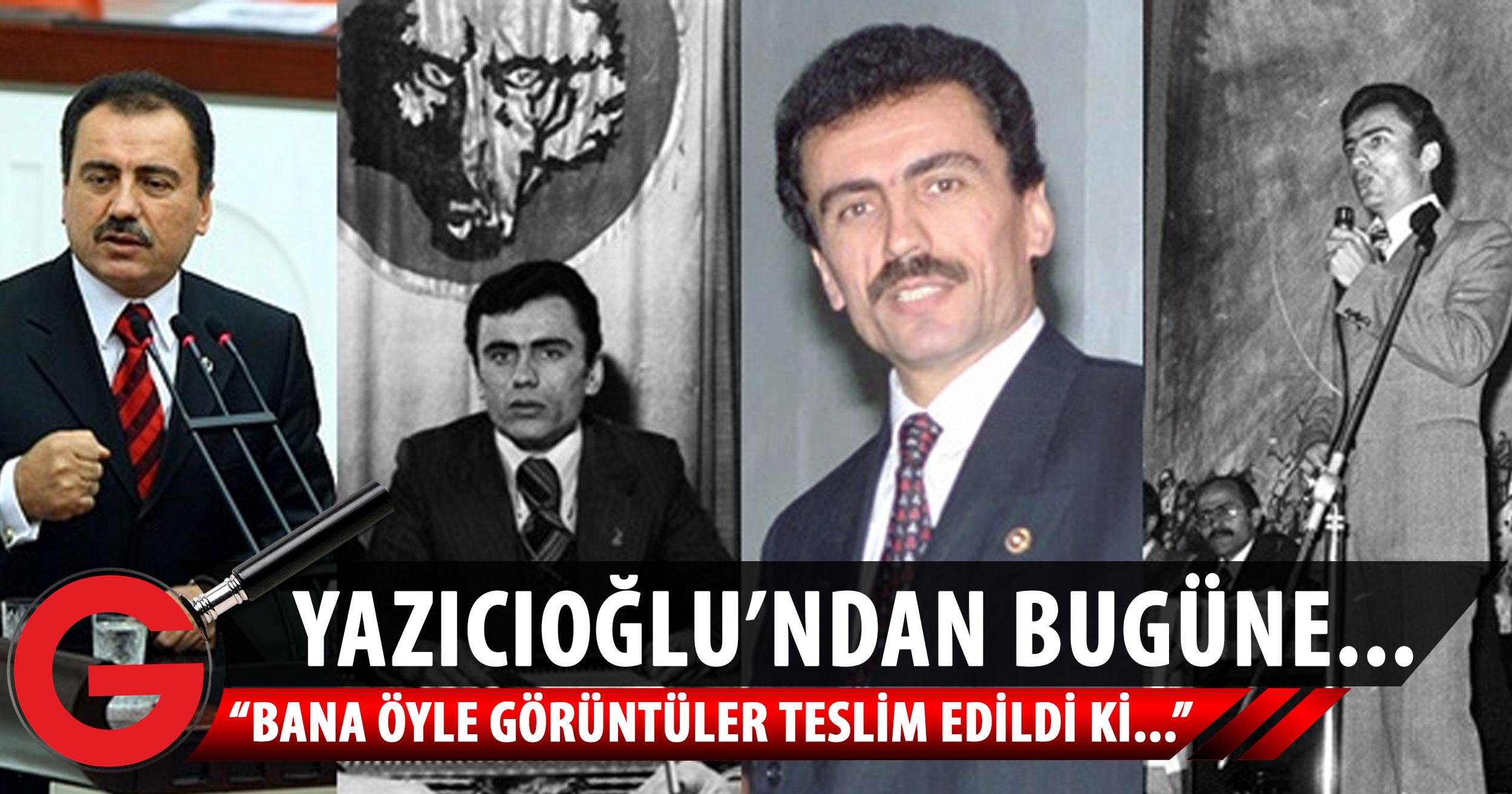 Gazeteci Barış Pehlivan: Yazıcıoğlu'na da teslim edilen bir çuval kaset varmış