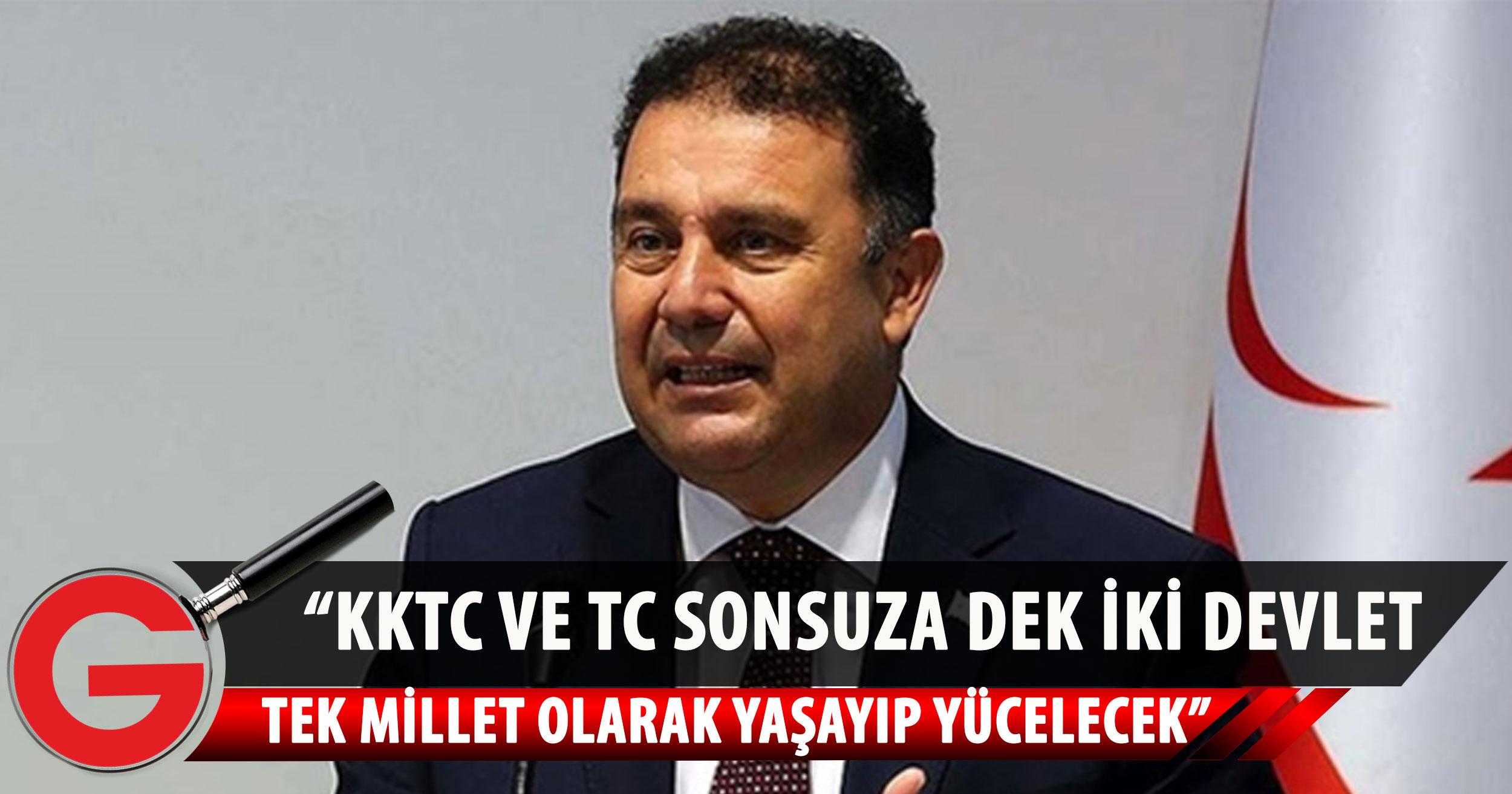 UBP Genel Başkanı Saner, Türkiye Cumhuriyeti'nin 98'İnci Kuruluş Yıldönümü Dolayısıyla Mesaj Yayımladı