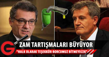 """Erhürman: Hükumete teşekkür borcumuz hiç bitmeyecek!!!"""""""